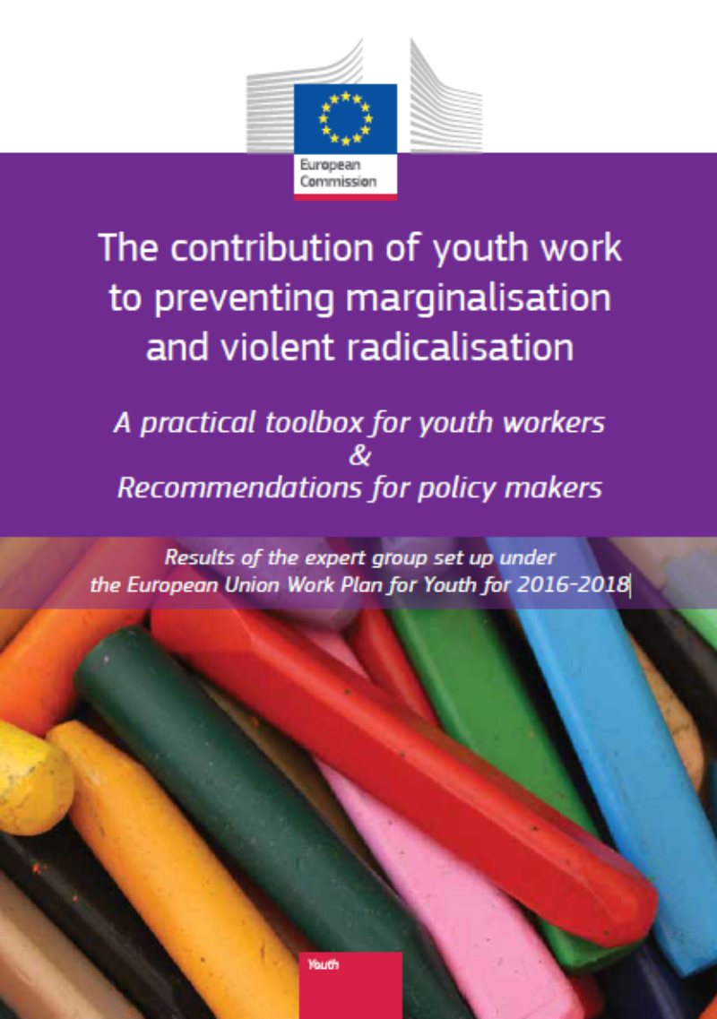 Αποτέλεσμα εικόνας για the contribution of youth work to preventing marginalisation